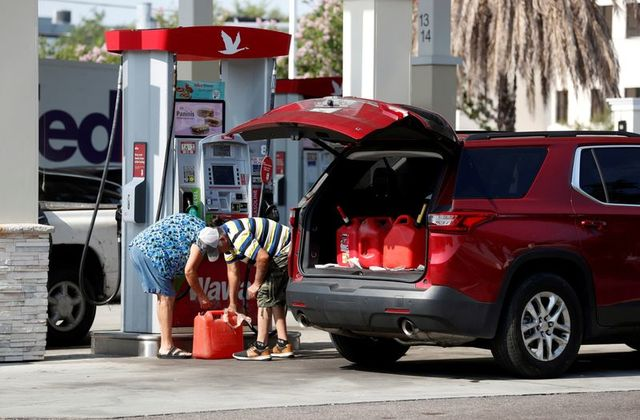 'Do not fill plastic bags with gasoline' U.S. warns as shortages grow