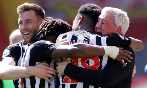 Newcastle's Steve Bruce eager to extend Joe Willock's stay after loan success