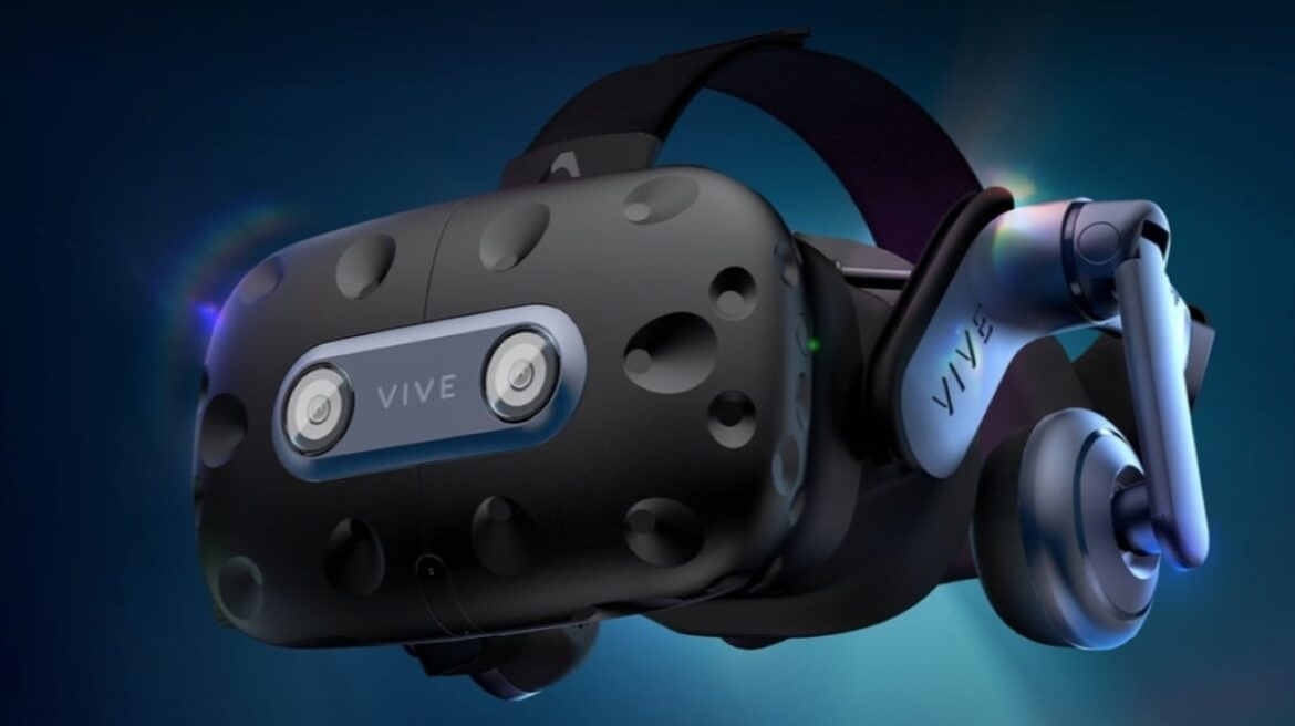 HTC expanding PC VR headset line-up with Vive Pro 2 this June
